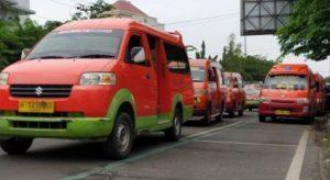 Daftar Lengkap Rute Angkot di Kota Semarang