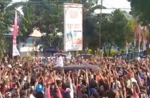 Pelapor Kerumunan Jokowi di Maumere Sebut Bareskrim Tak Mau Terbitkan LP