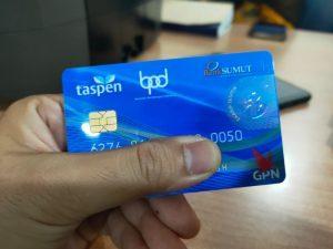 Gaji Pensiun Kini Bisa Diambil Lewat ATM Bank Sumut