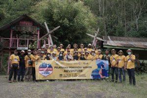 Pemprov Aceh Beri Pelatihan 30 Pemandu Wisata Adventure di Aceh Tengah