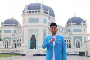 Napak Tilas dan Berbagi, KNPI Sumut Safari Ramadhan ke 12 Kabupaten/Kota