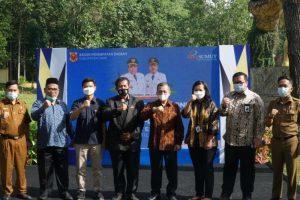 Dongkrak PAD, Bank Sumut dan Pemkab Dairi Luncurkan ETP