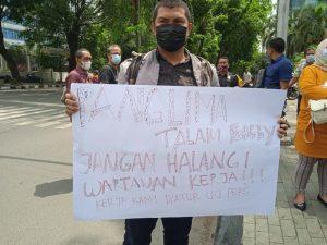 Demo 'Panglima Talam' Bobby Nasution, Ternyata Ini Artinya
