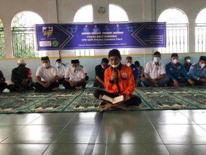 KNPI Sumut Safari Ramadan ke Delitua Merangkul Elemen Pemuda