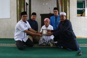Safari Ramadhan ke Siantar, KNPI Sumut Donasi Alquran
