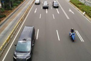 Pemotor yang Nekad Masuk Jalan Tol Bisa Dipenjara dan Denda Rp3 Juta