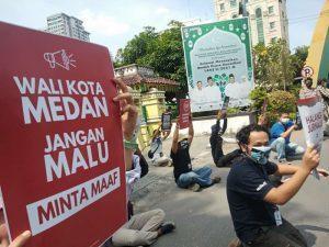 Bobby Nasution Tak Kunjung Minta Maaf kepada Wartawan di Medan