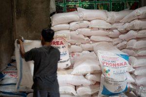 Pupuk Bersubsidi Tidak Langka di Sumut, Distribusi pun Berjalan Lancar