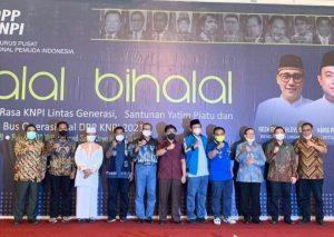 Tokoh Bangsa Tegaskan Haris Pertama Ketum DPP KNPI