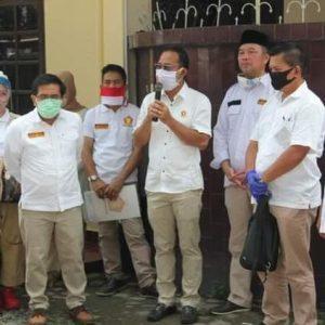 Gus Irawan: Gerindra Sumut Terapkan Prokes Ketat Dalam Pelaksanaan Qurban 1422 H