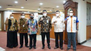 Gandeng DJKN, Bank Sumut-Dekranasda Provsu Launching Kedai Lelang Produk UMKM
