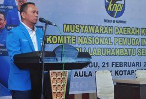 KNPI Sumut Sarankan PON Ditunda dan Pemprovsu Tidak Utus Atlet ke Papua