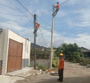 HMI Apresiasi PT PLN Wujudkan Listrik Sampai Desa