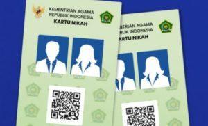 Kemenag Keluarkan Kartu Nikah Digital, Begini Cara Mengurusnya ke KUA