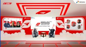 3 Pemenang Adu Ide Bisnis Pertamuda Seed and Scale 2021 Raih Hadiah Hinga Rp300 Juta