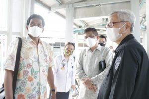 Ombudsman Lakukan Peninjauan Pasca Kebakaran di Lapas Kelas I Tangerang