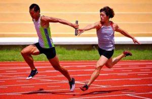 Pengertian Lari Estafet, Sejarah, Peraturan Hingga Tekniknya