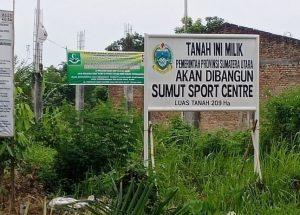 Jadikan Lahan Eks HGU PTPN II Sebagai Sport Centre, CTS Desak KPK Periksa Gubsu