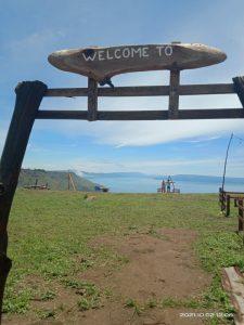 Dilapor ke Polisi, AM Cs Malah Bikin Portal di Wisata Puncak Laut Tawar yang Sedang Viral